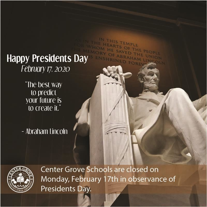 Presidents Day February 17