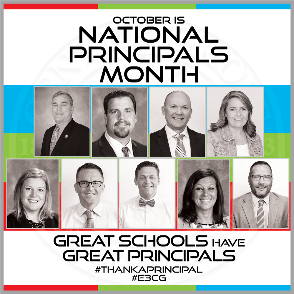 October is National Principal's Month