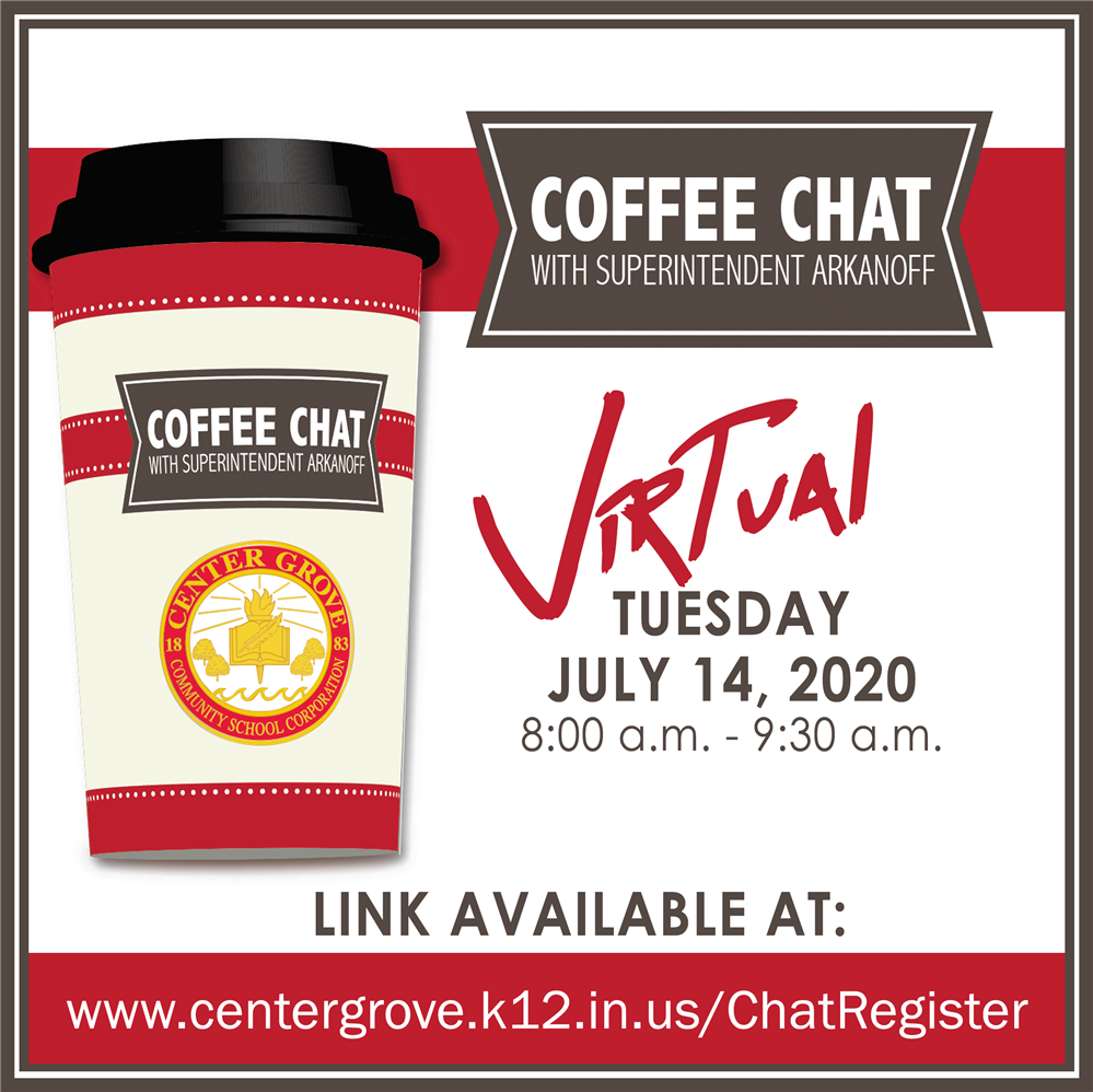 Virtual Coffee Chat with the Superintendent