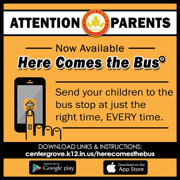 Bus Tracking App Available