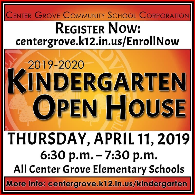 Kindergarten Registration - Now Open Online!