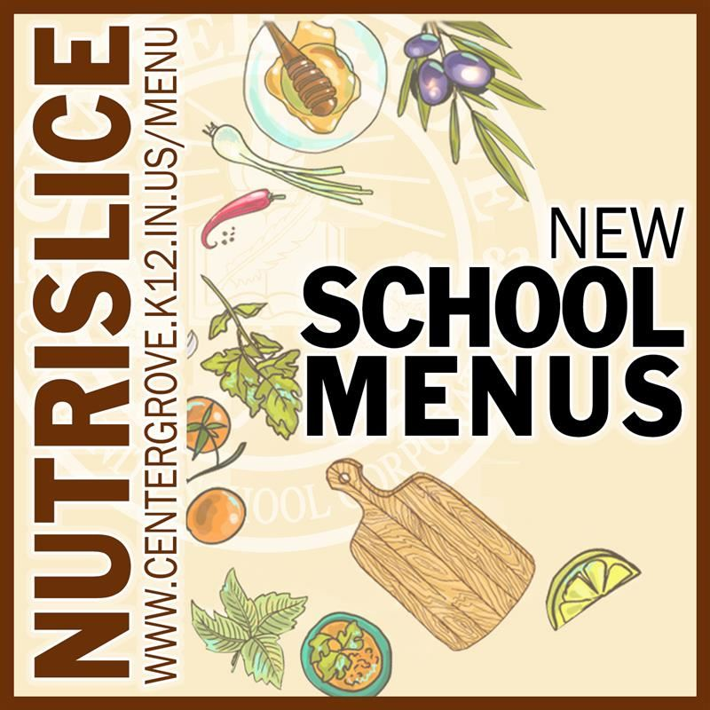 New School Menu Program