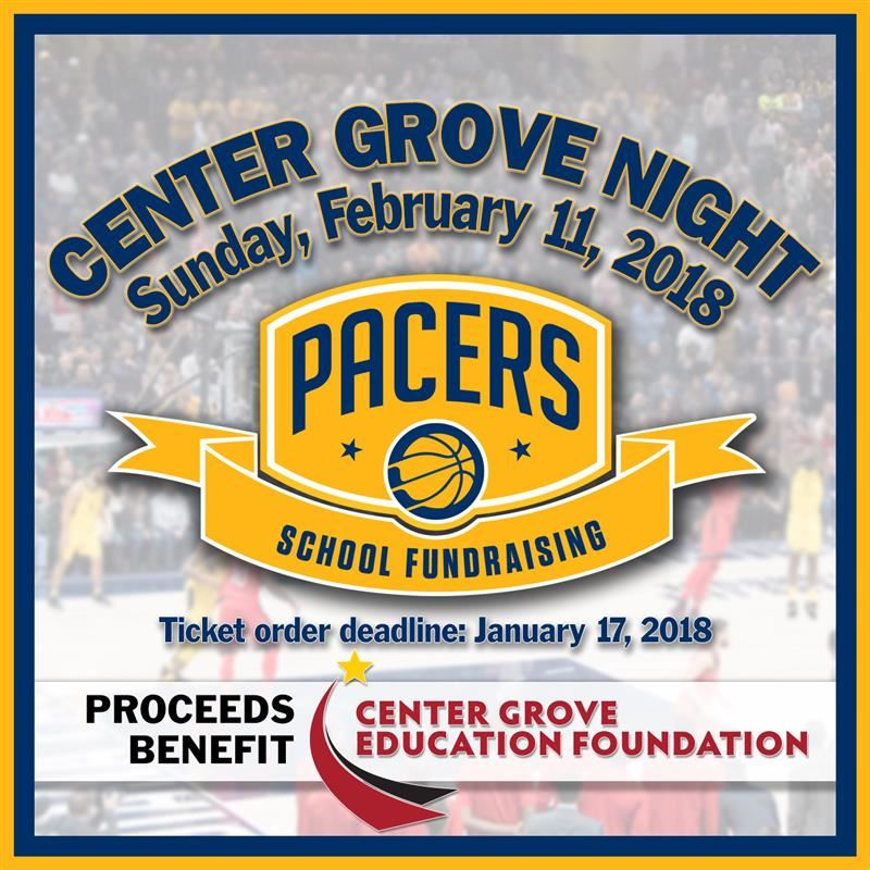 CG Night with the Pacers