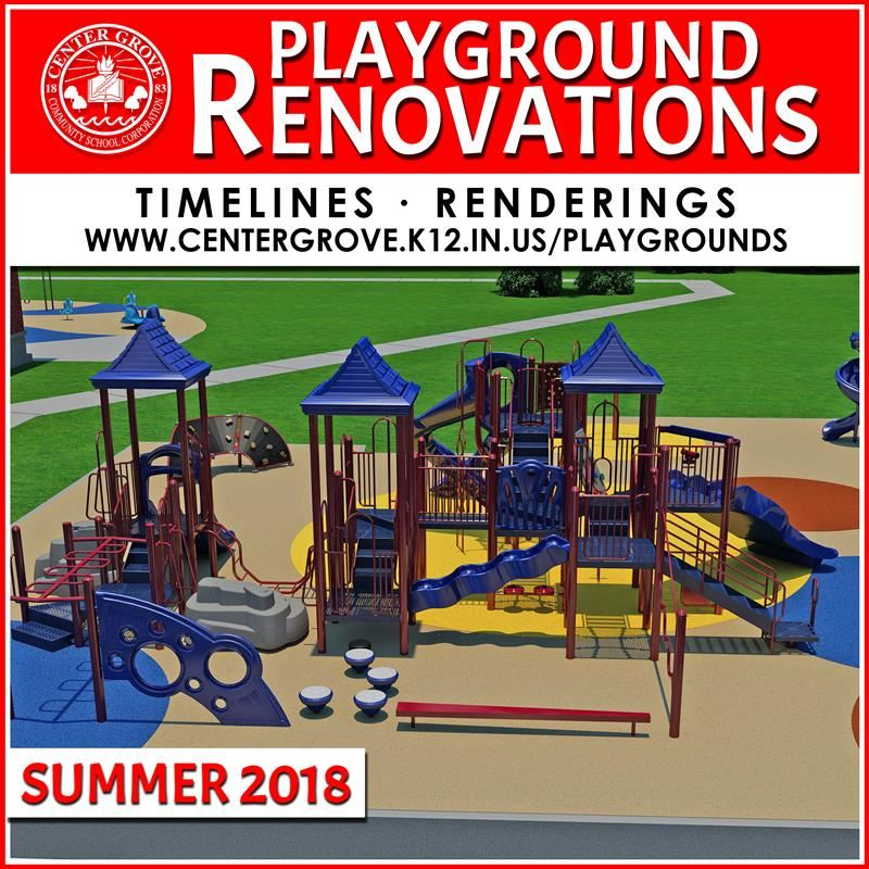 New Elementary Playgrounds