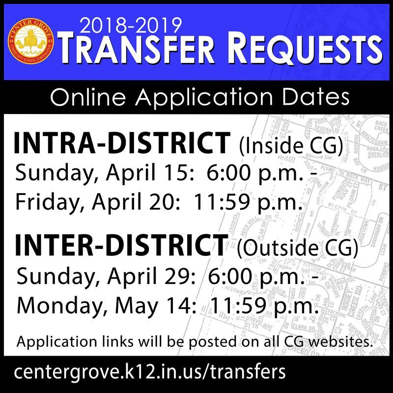 District Transfer Requests