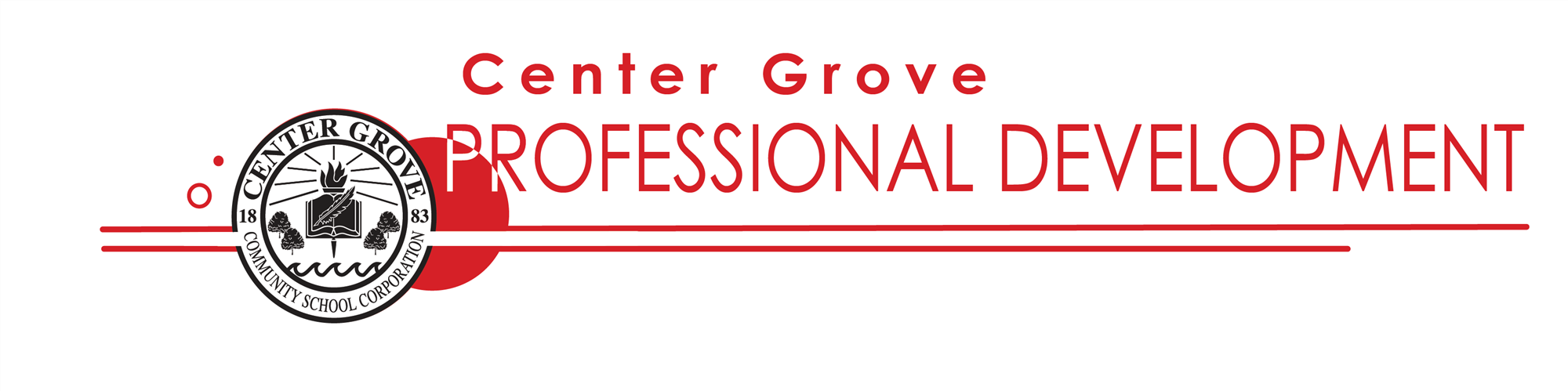 Center Grove Professional Development