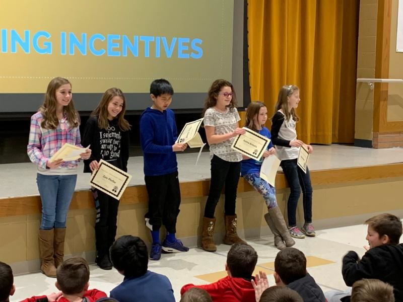 NGES recognizes outstanding students