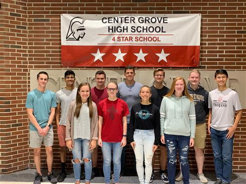 Eleven Center Grove High School seniors named National Merit Semifinalists
