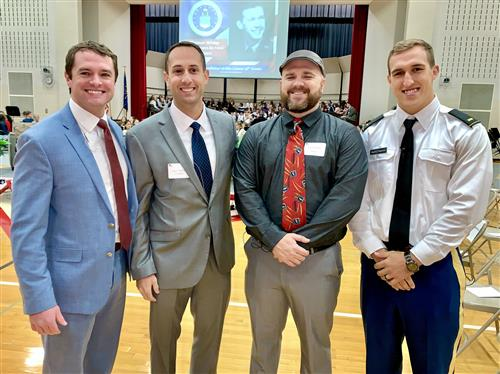 MSN honors veterans with program, panel discussion with alums