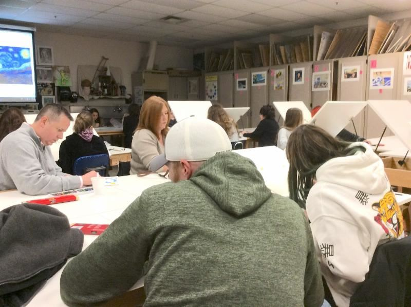 CGHS hosts Evening with the Arts