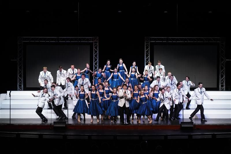 CGHS Choirs compete at Warren Central Circle City Showcase