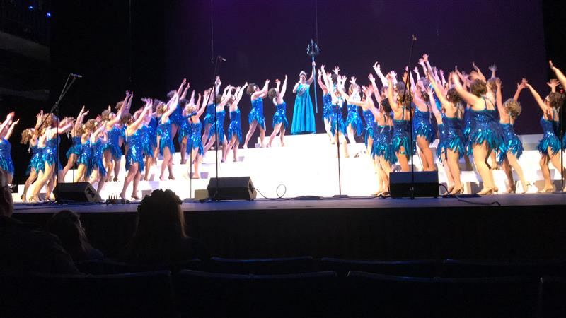 CGHS Sound System and Debtones awarded Grand Champion at Decatur Premier Choice Show Choir Invitational 2019
