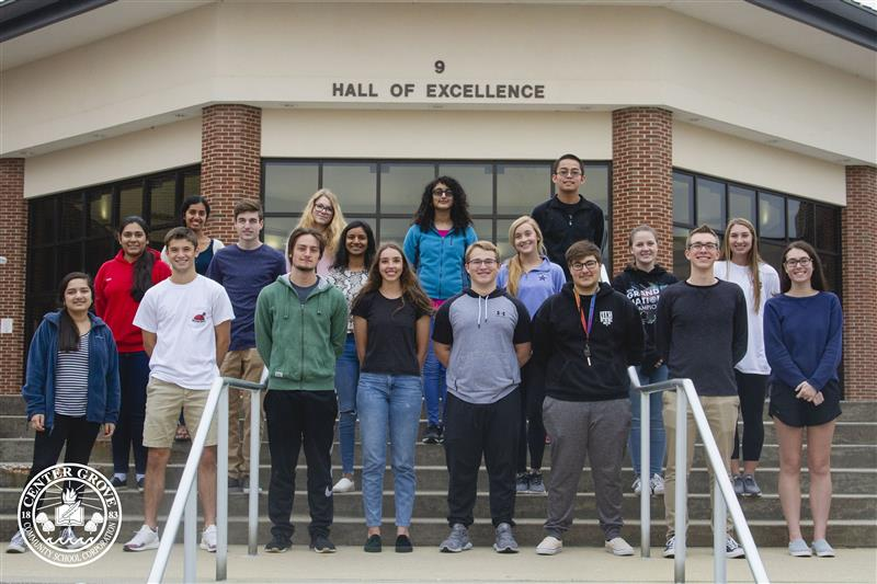 CGHS names Top 20 in the Class of 2019