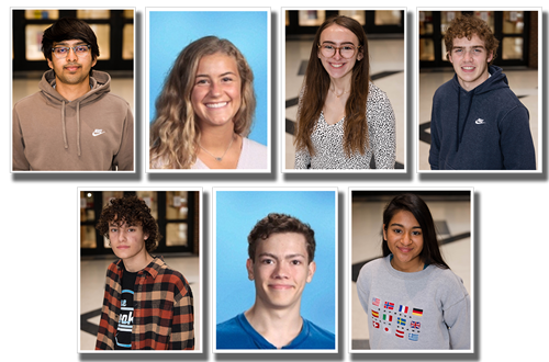 2021 National Merit Finalists