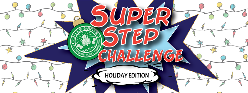 Super Step Challenge - Holiday Edition