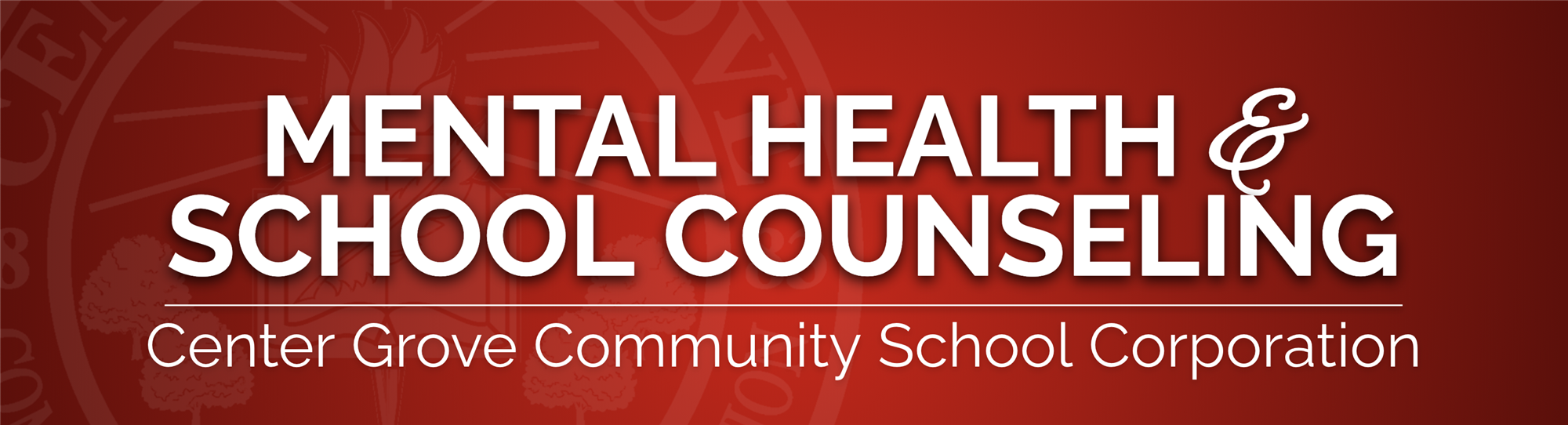 Mental Health & School Counseling