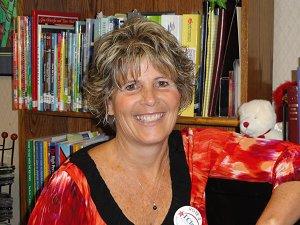 Mrs. Sagorsky, Instructional Coach