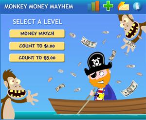 Monkey Money Mayhem