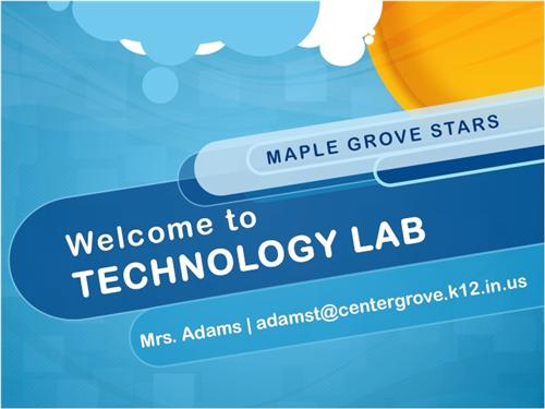 Welcome to Maple Grove Tech Lab!