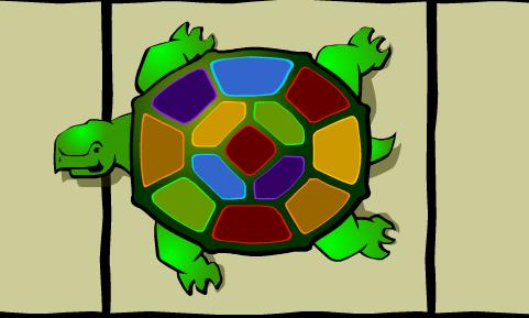 Musical Memory Turtle