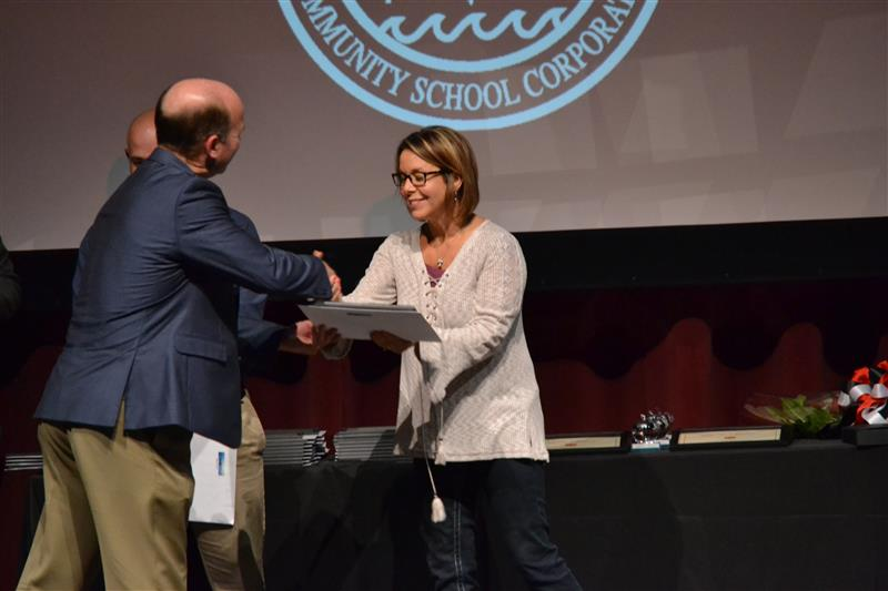 Exceptional Educational Experiences / Legacy Awards (2018-19)