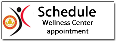 Wellness Center Appointment