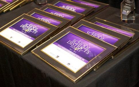Digital School Districts Survey Award