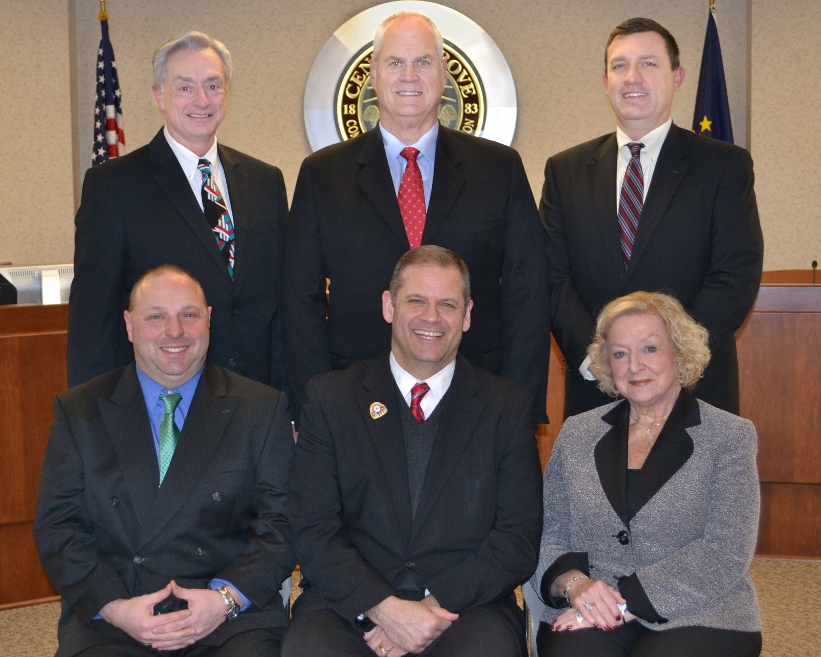 CGCSC Board of School Trustees