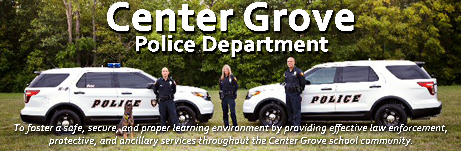 CGPD Home page