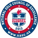 NASC Gold Council Seal